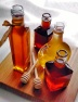 various-honey-bottles